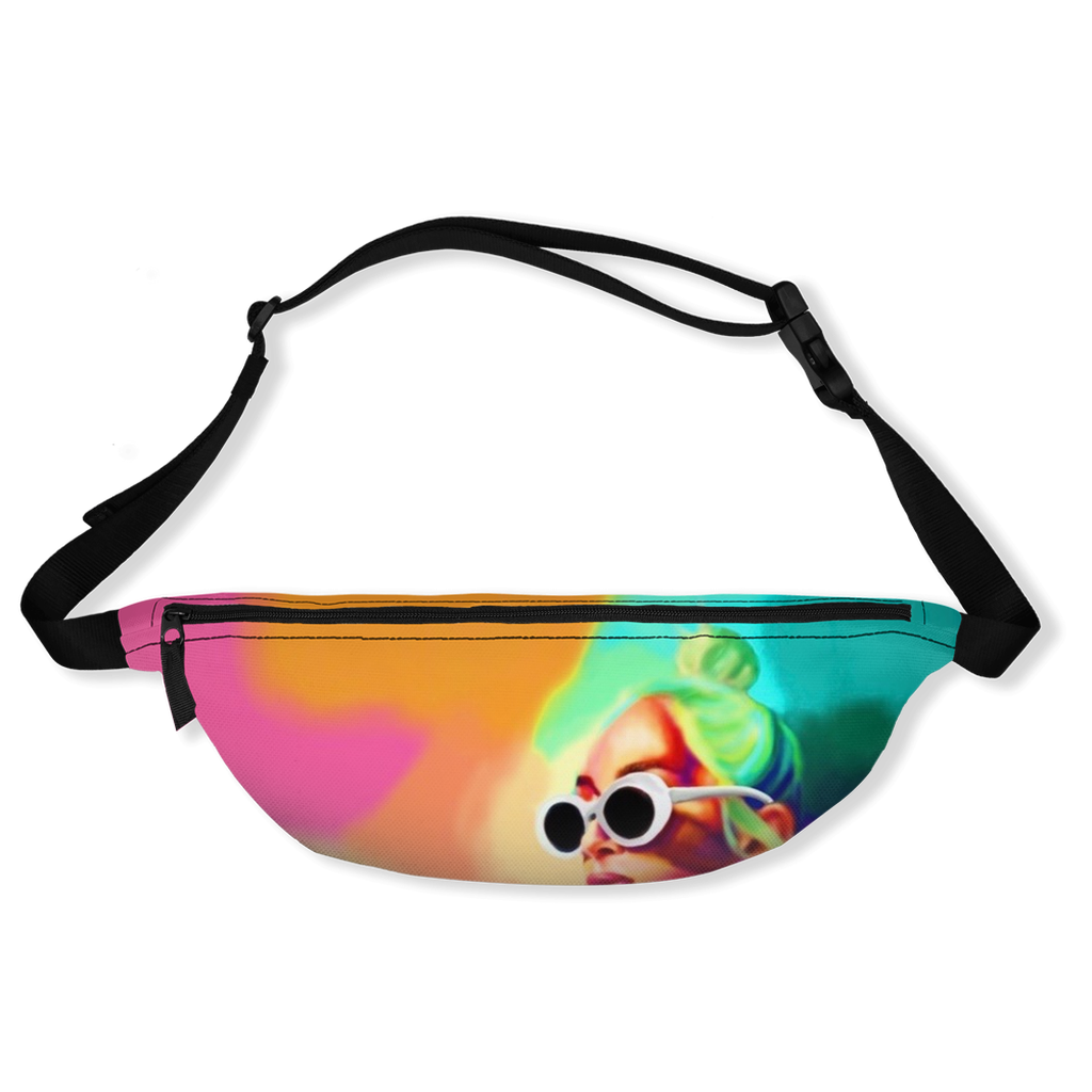 Color Girl Fanny Packs