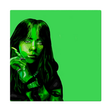Load image into Gallery viewer, Billie Eilish Cloth Napkins