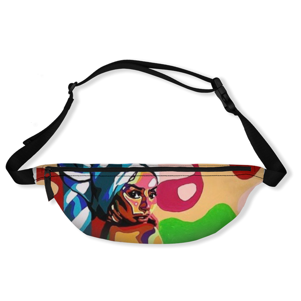 Bath Girl Fanny Packs