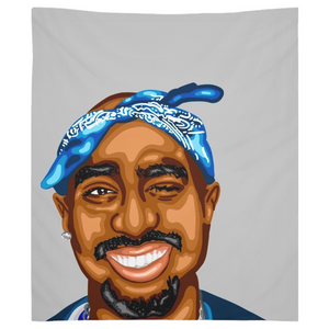 2 Pac Tapestries
