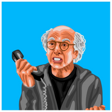 Load image into Gallery viewer, Larry David Posters