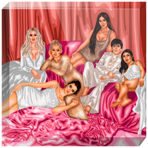 KUWTK Acrylic Blocks