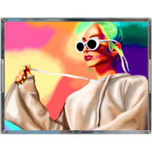 Load image into Gallery viewer, Color Girl Acrylic Trays