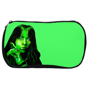 Billie Eilish Cosmetic Bags