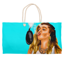 Load image into Gallery viewer, Miley Cyrus Weekender Totes