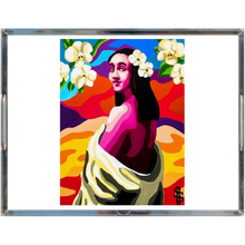 Load image into Gallery viewer, Flowers Acrylic Trays
