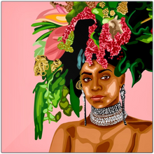 Load image into Gallery viewer, Beyonce Metal Prints