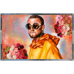 Mac Miller Acrylic Trays