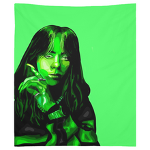 Load image into Gallery viewer, Billie Eilish Tapestries