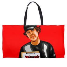 Load image into Gallery viewer, David Dobrik Weekender Totes