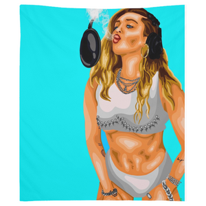 Miley Cyrus Tapestries