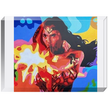 Load image into Gallery viewer, Wonder Women Acrylic Blocks