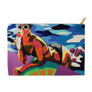 Beach Girl Accessory Pouches