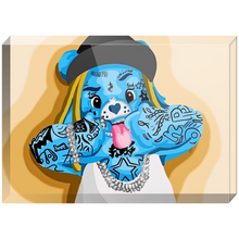 Load image into Gallery viewer, Lil Wayne x Care Bear Acrylic Blocks