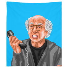 Load image into Gallery viewer, Larry David Tapestries