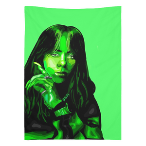 Billie Eilish Tapestries