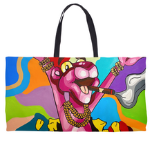 Load image into Gallery viewer, Pink Panther Weekender Totes