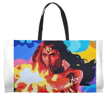 Load image into Gallery viewer, Wonder Women Weekender Totes