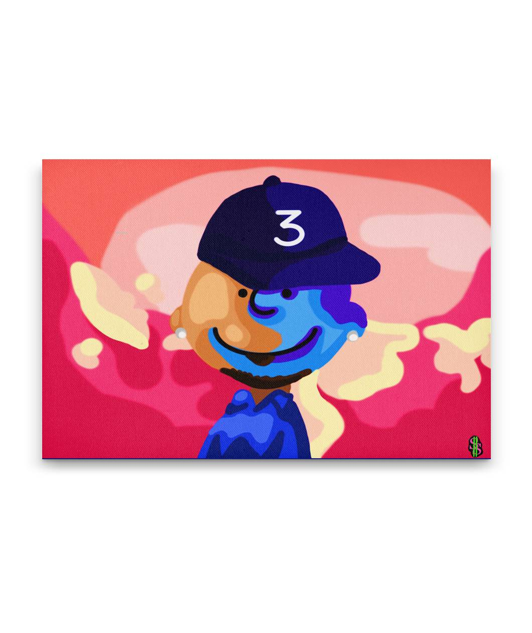 CHANCE THE RAPPER X CHARLIE BROWN