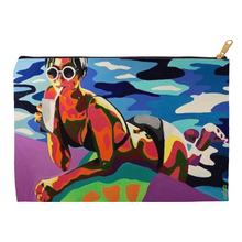 Load image into Gallery viewer, Beach Girl Accessory Pouches
