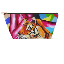 Load image into Gallery viewer, Tiger Accessory Pouches