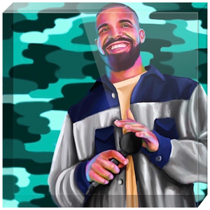 Drake Acrylic Blocks