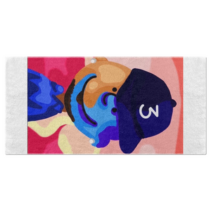 Charlie brown x Chance Beach Towels