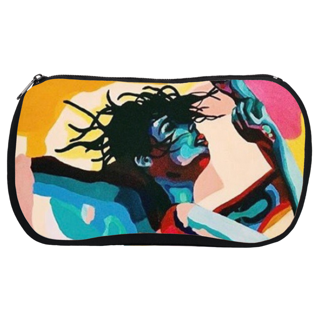 Dancing Girl Cosmetic Bags
