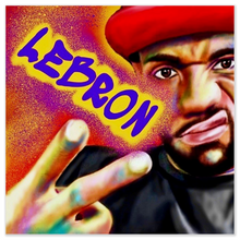 Load image into Gallery viewer, Lebron Posters