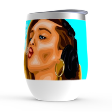 Load image into Gallery viewer, Miley Cyrus Stemless Wine Tumblers