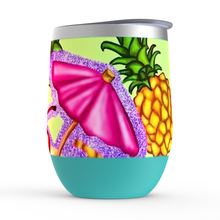 Load image into Gallery viewer, Drink 2 Stemless Wine Tumblers