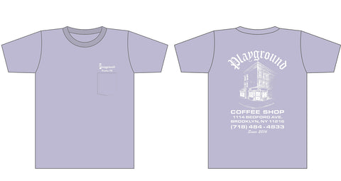 Playground Coffee Shop T-Shirt