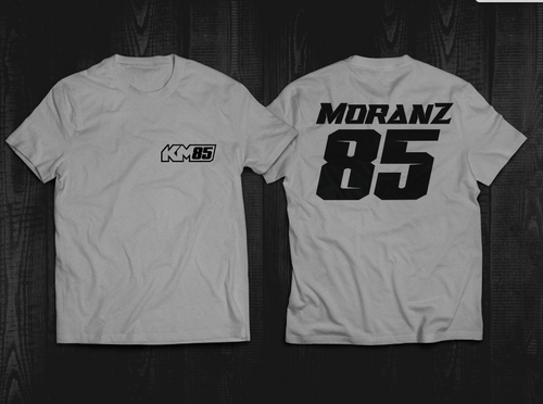 Moranz Racing Tee - Jersey Themed