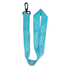 Stay Psyched Lanyard (BLUE)