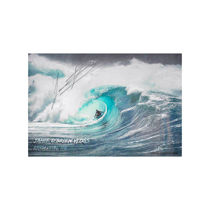 PERSONALIZED OPTION: WAIMEA SHORE BREAK POSTER