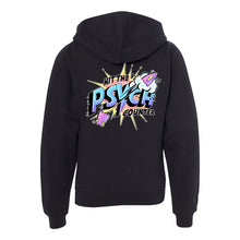 YOUTH - PSYCH COUNTER HOODIE - BLACK