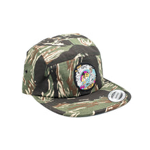 Ride Anything 5 Panel Hat - Camo