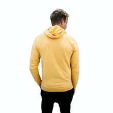 SP FACE HOODIE - YELLOW (LIGHT WEIGHT)