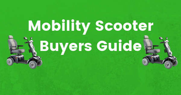 mobility scooter buyers guide