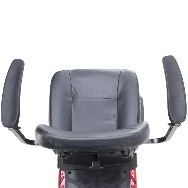 Drive Medical Ventura 4-Wheel Mobility Scooter adjustable armrest width