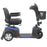 Drive Medical Ventura 3-Wheel Mobility Scooter blue right side view