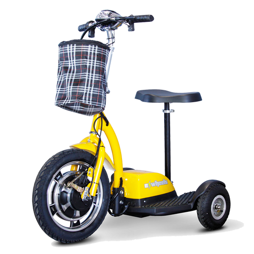 EWheels EW 18 Stand-N-Ride Recreational Scooter angle view