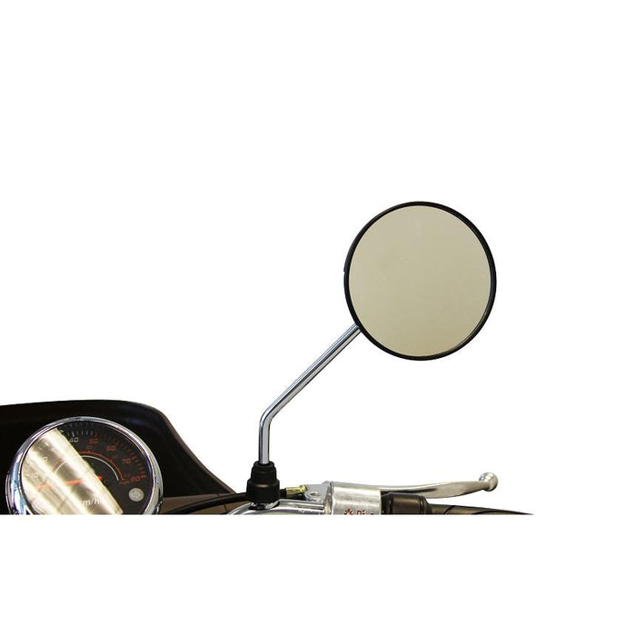 EWheels EW 11 Euro 3-Wheel Recreational Scooter rearview mirror