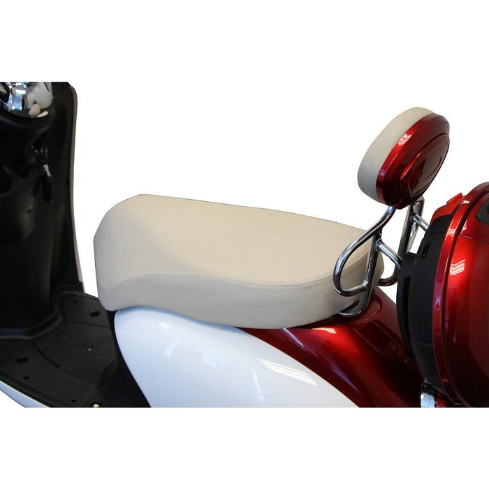 EWheels EW 11 Euro 3-Wheel Recreational Scooter seat assembly