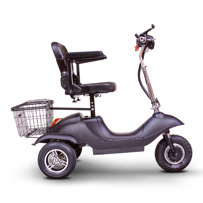 EWheels EW 19 Sporty 3-Wheel Recreational Scooter side view