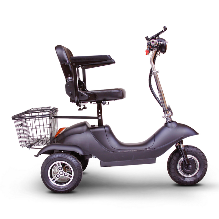 EWheels EW 20 Sporty 3-Wheel Recreational Scooter side view
