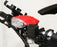 EWheels EW 32 3-Wheel Recreational Scooter bright headlight