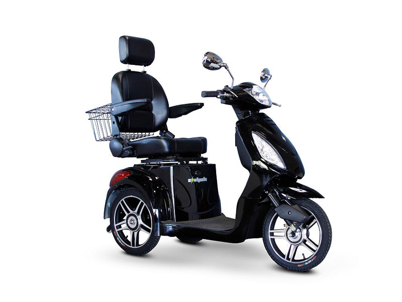 EW 36 3-Wheel Recreational Scooter black