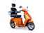 EW 36 3-Wheel Recreational Scooter orange