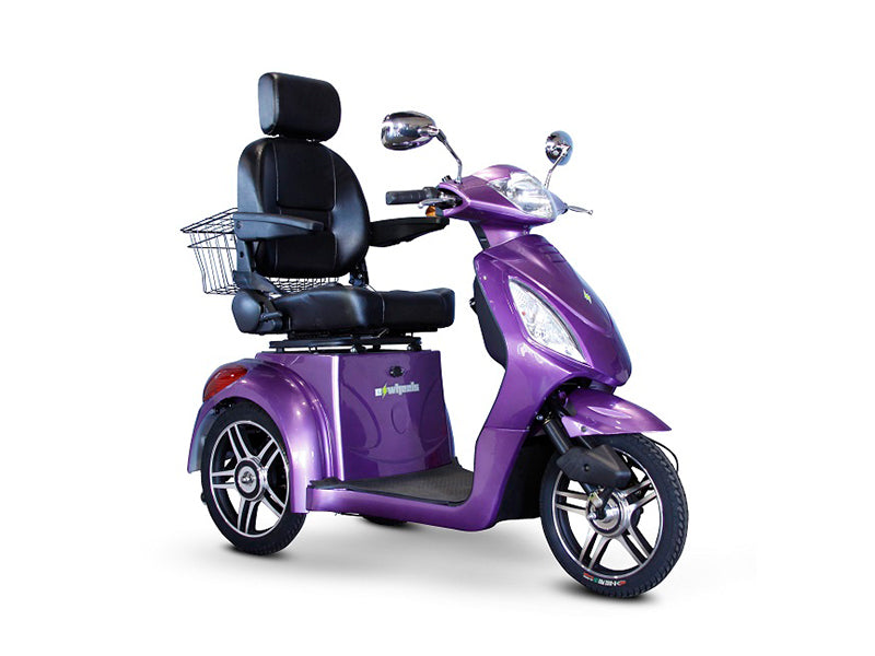 EW 36 3-Wheel Recreational Scooter violet